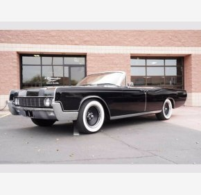 1967 Lincoln Continental for sale 101337893