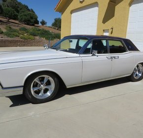 1967 Lincoln Continental for sale 101337901