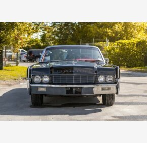 1967 Lincoln Continental for sale 101392905