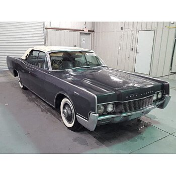 1967 Lincoln Continental for sale 101434783