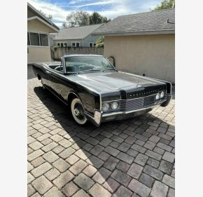 1967 Lincoln Continental for sale 101437637