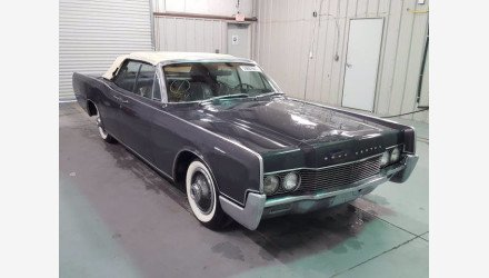 1967 Lincoln Continental for sale 101475410