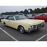 1967 Lincoln Continental for sale 101608054