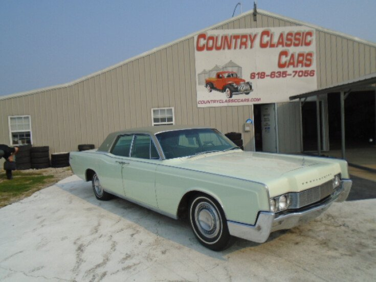1967 Lincoln Continental for sale 101603958