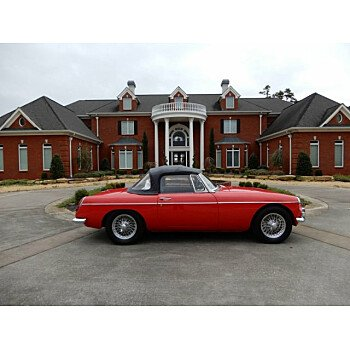 1967 MG MGB for sale 101109435