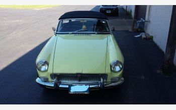 1967 MG MGB for sale 101109939
