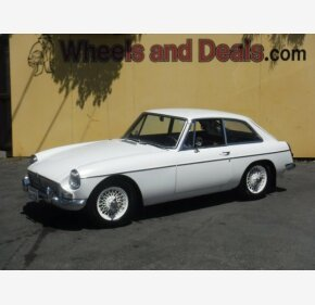 1967 MG MGB for sale 101207046
