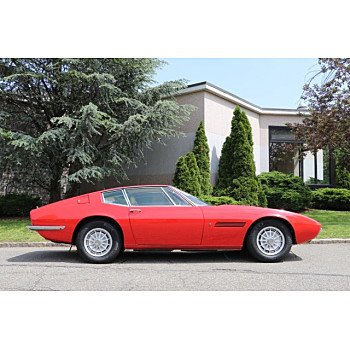 1967 Maserati Ghibli for sale 101091186