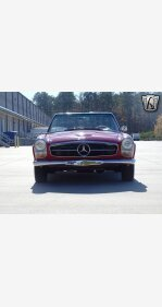 1967 Mercedes-Benz 230SL for sale 101418156