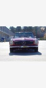 1967 Mercedes-Benz 230SL for sale 101443276