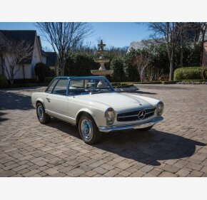 1967 Mercedes-Benz 250SL for sale 101105958