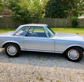 1967 Mercedes-Benz 250SL for sale 101380774