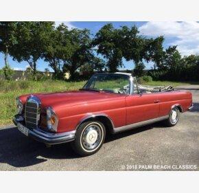 1967 Mercedes-Benz 280SE for sale 101173594
