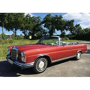 1967 Mercedes-Benz 280SE for sale 101173594