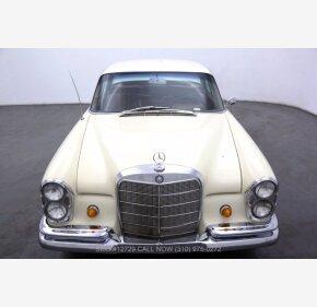 1967 Mercedes-Benz 300SE for sale 101400139