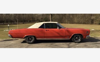 1967 Mercury Comet Caliente  for sale 101186298