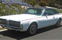 1967 Mercury Cougar Sedan for sale 101426062
