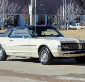 1967 Mercury Cougar for sale 100954059