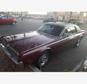 1967 Mercury Cougar for sale 101008792