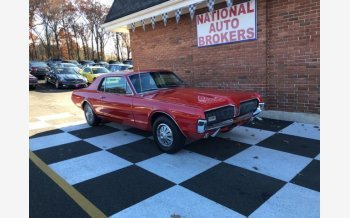 1967 Mercury Cougar for sale 101059318