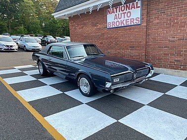 1967 Mercury Cougar for sale 101410935