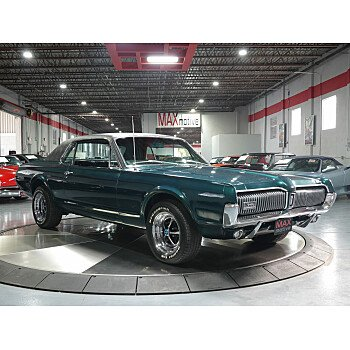 1967 Mercury Cougar Coupe for sale 101439630