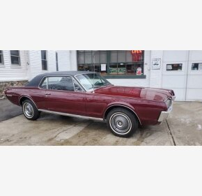 1967 Mercury Cougar for sale 101449326