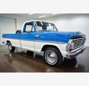 1967 Mercury M-100 for sale 101096014