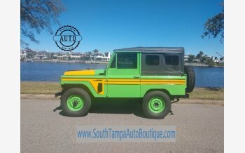 1967 Nissan Patrol for sale 101112547