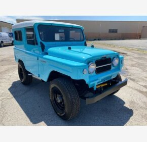 1967 Nissan Patrol for sale 101388599