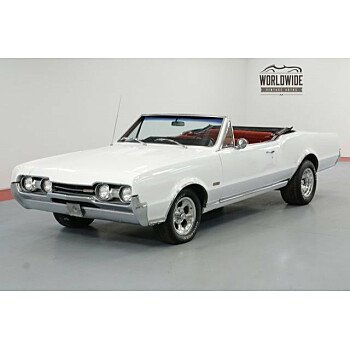 1967 Oldsmobile 442 for sale 101000223
