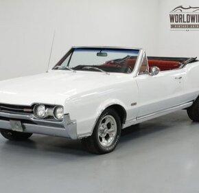1967 Oldsmobile 442 for sale 101000223