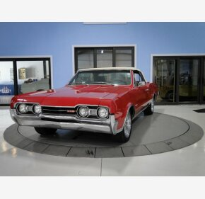 1967 Oldsmobile 442 for sale 101087684
