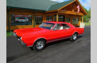 1967 Oldsmobile 442 for sale 101392820