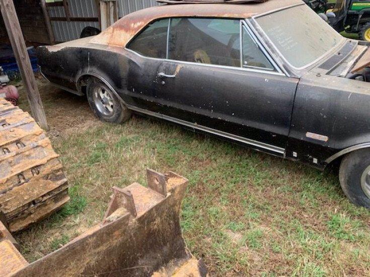 1967 Oldsmobile 442 for sale 101541757