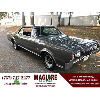 1967 Oldsmobile 442 for sale 101574925