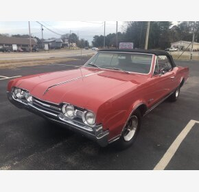 1967 Oldsmobile Cutlass Supreme for sale 101073535