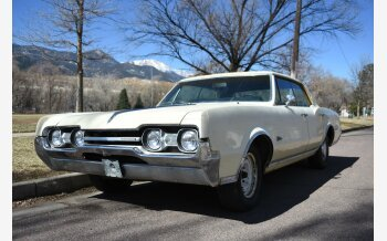 1967 Oldsmobile Cutlass Supreme SL Sedan for sale 101318210