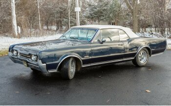 1967 Oldsmobile Cutlass Supreme for sale 101457105