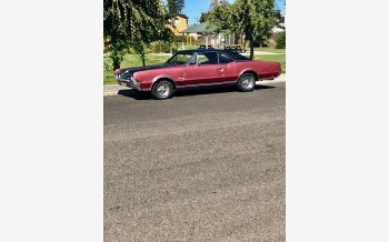 1967 Oldsmobile Cutlass Supreme Classic Coupe for sale 101218367
