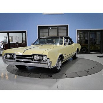 1967 Oldsmobile Cutlass for sale 101048071