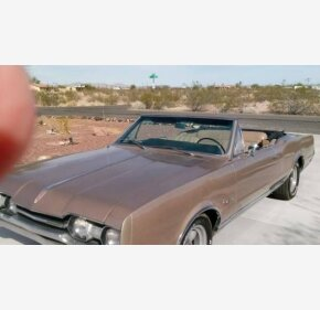 1967 Oldsmobile Cutlass for sale 100966606