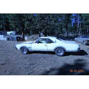 1967 Oldsmobile Cutlass for sale 100994428