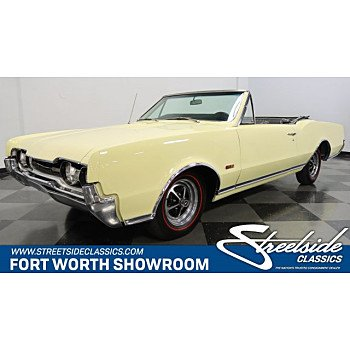 1967 Oldsmobile Cutlass for sale 101310101