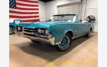 1967 Oldsmobile Cutlass for sale 101466077