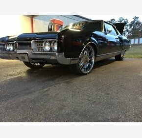 1967 Oldsmobile Ninety-Eight for sale 101016787