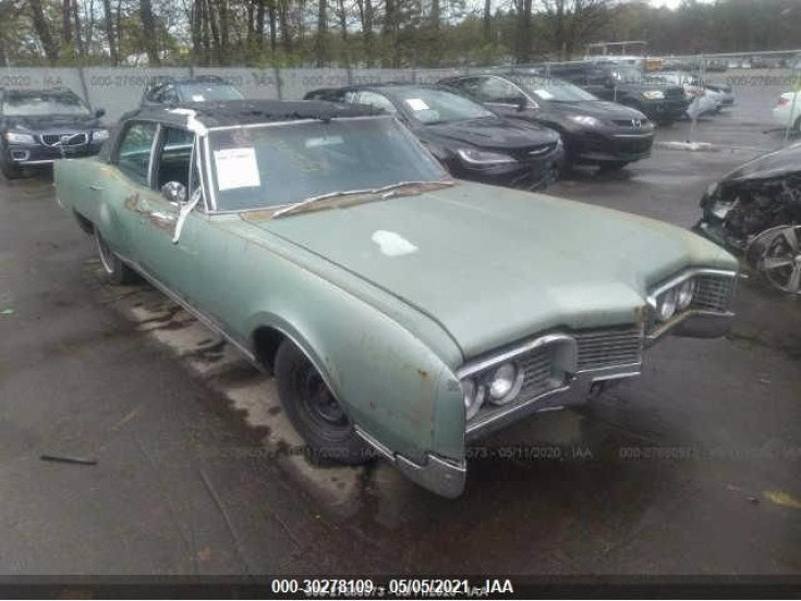 1967 Oldsmobile Ninety-Eight for sale 101507175