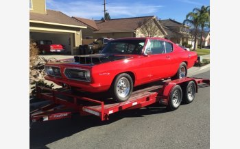 1967 Plymouth Barracuda for sale 100846808