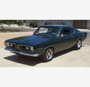 1967 Plymouth Barracuda for sale 101012519