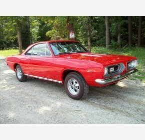 1967 Plymouth Barracuda for sale 101027580